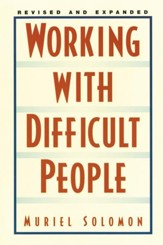 Working With Difficult People - eBook