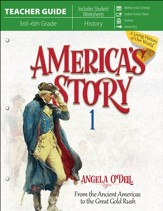 America's Story Volume 1 Teacher  Guide