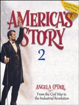 America's Story Volume 2 Student Book - Slightly Imperfect