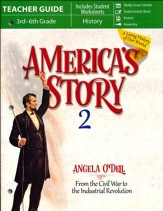 America's Story Volume 2 Teacher  Guide