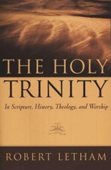 The Holy Trinity: In Scripture, History, Theology, and Worship