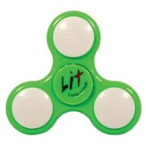 LIT, Living in Truth, LED Faith Spinner