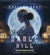 Deception at Sable Hill - unabridged audiobook on MP3-CD