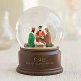 Jesus, The Joy Of Every Heart Snow Globe
