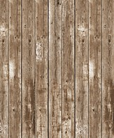 Maker Fun Factory VBS: Weathered Wood Plastic Backdrop
