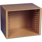 Natural Puzzle Storage Case