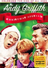 The Andy Griffith Show: Christmas Special, DVD