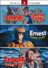 Ernest Triple Feature DVD Set