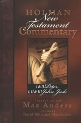 1 & 2 Peter through Jude: Holman New Testament Commentary Volume 11 - Slightly Imperfect
