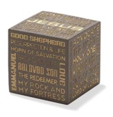 Names Of Jesus Cube