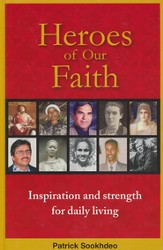 Heroes of our Faith: Inspiration and Strength for Daily Living