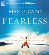 Fearless: Imagine Your Life Without Fear - Abridged audiobook on CD