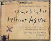 Same Kind of Different As Me, Abridged Audio CD