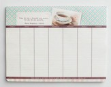 Longing Small Desk Pad
