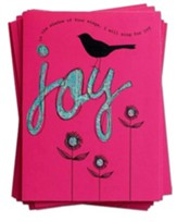 Joy, Blank Notecards