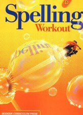 Spelling Workout 2001/2002 Level D Student Edition