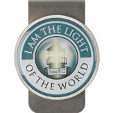 I Am the Light Of the World Money Clip