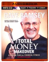 The Total Money Makeover, Abridged MP3-CD