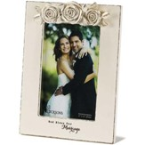 God Bless Our Marriage Photo Frame