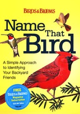 Name That Bird: A Simple Approach to Identifying Your Backyard Friends
