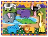 Safari Animals Chunky Puzzle