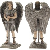 Standing Angel Figure, Michael