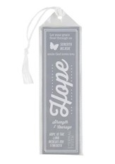 Hope Bookmark, Gray