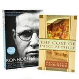 Bonhoeffer: Pastor, Martyr, Prophet, Spy & Cost of Discipleship (2-Volume Value Pack)