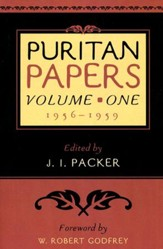 The Puritan Papers: 1956-1959, Volume 1