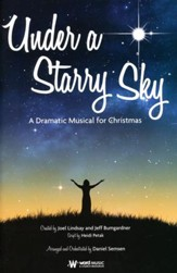 Under a Starry Sky, Choral Book