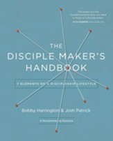 The Disciple Maker's Handbook