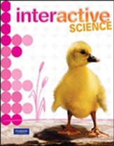 Pearson Interactive Science Grade K Student Workbook