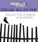 Edgar Allan Poe - Collected Stories  and Poems - unabridged audiobook on CD