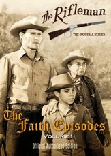 The Rifleman: The Faith Episodes
