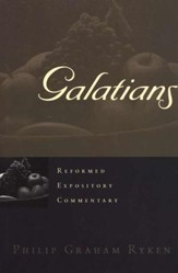 Galatians: Reformed Expository Commentary [REC]