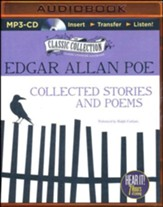 Edgar Allan Poe - Collected Stories and Poems - unabridged audiobook on MP3-CD