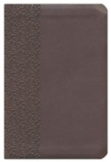 Book of Psalms for Worship Psalter, Words Only Edition, Brown Imitation Leather