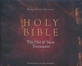 KJV Bible - unabridged audiobook on MP3-CD