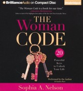 The Woman Code: 20 Powerful Life Strategies You Need to Navigate Today's Challenges - unabridged audiobook on CD
