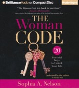 The Woman Code: 20 Powerful Keys to Unlock Your Life - unabridged audio book on CD