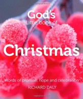 God's Little Book of Christmas: Words of Promise, Hope and Celebration