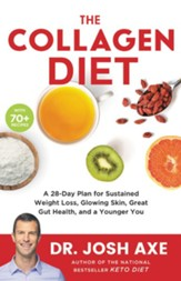 Collagen Diet: A 21-Day Plan For Sustained Weight Loss, Glowing Skin. Great Gut Health and a Younger You
