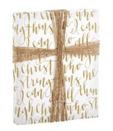 I Can Do All Things, Philippians 4:13, Cross Wall Art