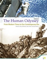 The Human Odyssey, Volume 3: Modern World Studies