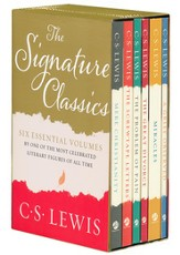 The C.S. Lewis Signature Classics Box Set, Six Volumes