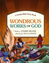 Wondrous Works of God: A Family Bible Story Book