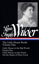 Laura Ingalls Wilder: The Little House Books, Volume 1