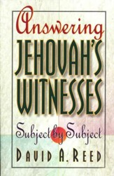 Answering Jehovah's Witnesses Subject by Subject  - Slightly Imperfect