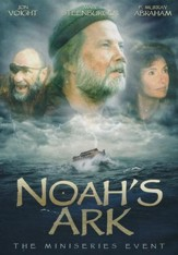 Noah's Ark: The Miniseries Event, DVD
