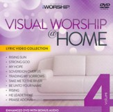 iWorship Visual Worship @ Home, Volume 4 DVD